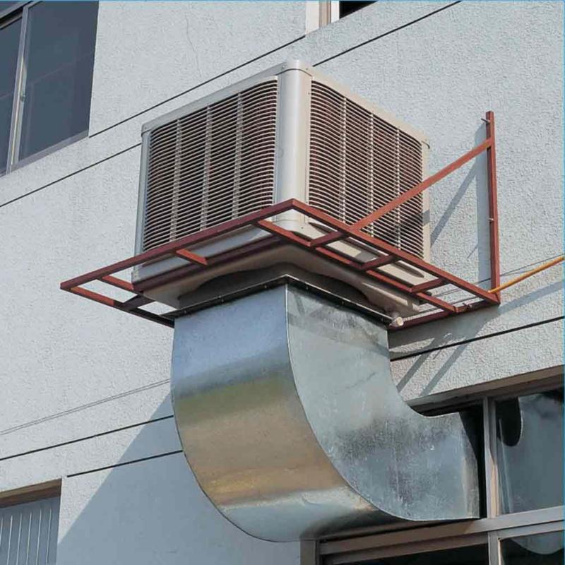 水冷风机-湿帘冷风机