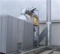 有机废气催化燃烧净化装置
